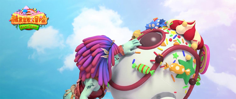 《糖果世界大冒险》甜蜜上映萌翻眼球 上座良好引关注
